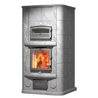 Печь-камин MARKETTA DUO 1 (NunnaUuni)