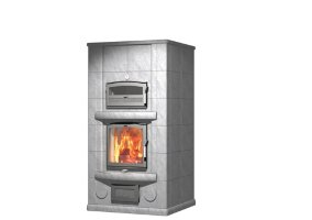 Печь-камин MARKETTA DUO 3 (NunnaUuni)